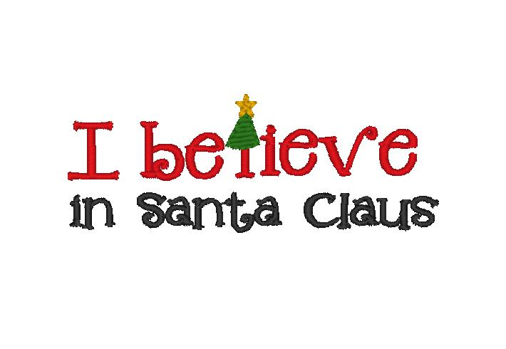 i believe in santa claus essay