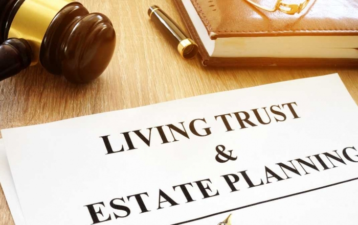 What do I know – about preparing a living trust for those we leave behind.