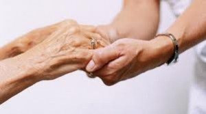author Jackie Madden Haugh talks about who bothers who when caring for an aging parent
