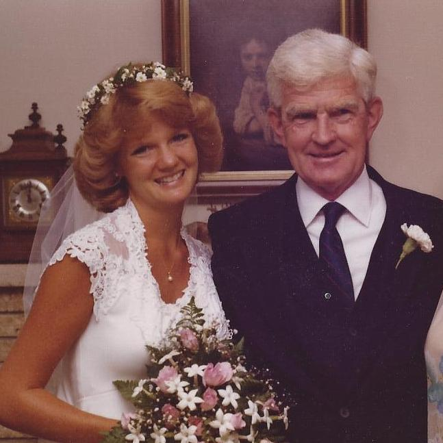 dad,wedding